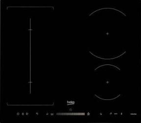 Plita incorporabila Beko HII64500FHT Inductie 4 Zone Gatit Timer Oprire automata Negru Plite
