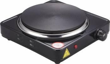 Plita electrica Ardes 1500W 1 arzator Termostat reglabil Neagra Plite