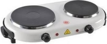Plita electrica Arielli AHP-2505 2500W 2 arzatoare Alba Plite