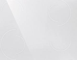 Plita incorporabila Gorenje ECT6SY2W Vitroceramica 4 zone de gatit Touch Alb