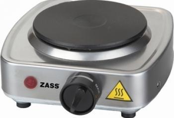 Plita electrica Zass ZHP 01 1 arzator 1000W Argintiu Plite