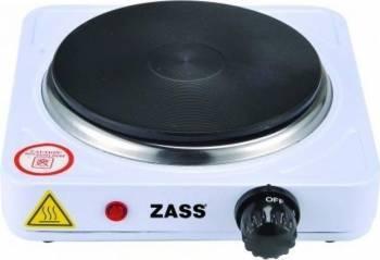 Plita electrica Zass ZHP 04A, 1000W, 1 ochi, Temperatura 400 grade