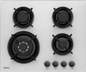 Plita gaz incorporabila Hansa BHKW61111 4 arzatoare panou butoane lateral aprindere electrica Plite Incorporabile
