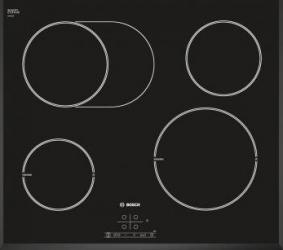 Plita incorporabila Bosch PIC651B17E Inductie 4 zone de gatit Negru Plite Incorporabile