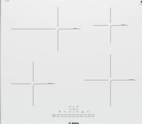 Plita incorporabila Bosch PIF672FB1E Inductie 4 zone de gatit Alb Plite Incorporabile