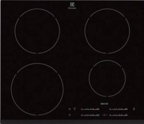 Plita incorporabila Electrolux EHH4654HFK Inductie 4 zone de gatit Control touch 60 cm Negru Plite Incorporabile