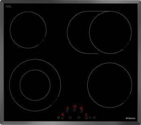 Plita incorporabila Hansa BHC63706, Vitroceramica, 4 Zone, Touch control, Sticla Neagra  Plite Incorporabile