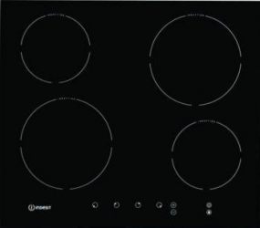 Plita Indesit VIA 640 Touch Control Negru Plite