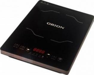 Plita Orion OIC-2016 Inductie 2000W Timer 10 nivele de putere Oprire automata Negru  Plite