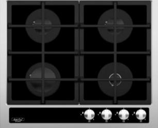 Plita incorporabila Studio Casa Aria Inox Special 4F Plite Incorporabile