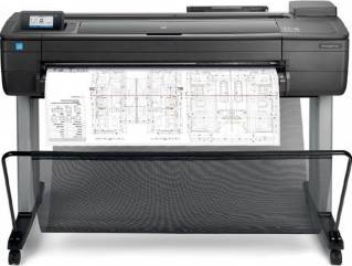 Plotter cerneala HP A0 36-in DESIGNJET T730 F9A29A Plottere