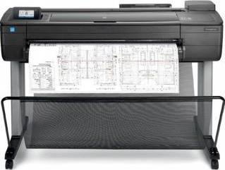 Plotter cerneala HP A0 36-in DESIGNJET T730 F9A29A Plottere