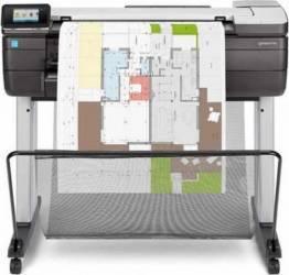 Plotter cerneala HP DesignJet T830 24in MFP Printer A1 Plottere
