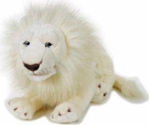 Plus Momki leu alb 14 cm