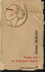 Poeme in roz cu franjuri negre - Doina Salajan