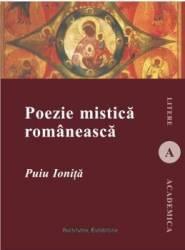 Poezie Mistica Romaneasca - Puiu Ionita