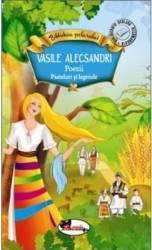 Poezii pasteluri si legende - Vasile Alecsandri