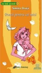 Poezii pentru cei mici - Simona Druta Carti
