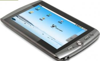 imagine Tableta Point of View 7 inch Android 2.1 8GB 256MB Trackball mobii tablet 8gb w/trackball