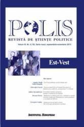 Polis. Est-Vest. Volum III Nr. 4 10 Serie noua septembrie-noiembrie 2015