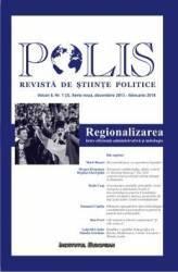 Polis vol.2 nr.1 decembrie 2013 - februarie 2014 Revista de stiinte politice