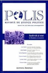 Polis Vol.2 Nr.3 IuniE-August 2014 Revista De Stiinte Politice