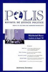 Polis Vol.2 Nr.4 SeptembriE-Noiembrie 2014 Revista De Stiinte Politice