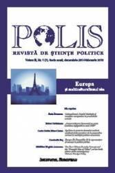 Polis Vol.3 Nr.1 7 Serie Noua Decembrie 2014-Februarie 2015 Revista De Stiinte Politice