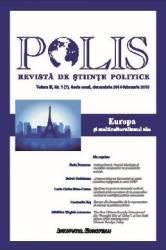 Polis Vol.3 Nr.2 8 Serie Noua Martie-Mai 2015 Revista De Stiinte Politice