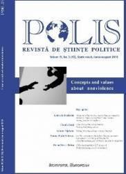 Polis vol.4 nr.3 13 Serie noua iunie-august 2016 Revista de Stiinte politice Carti