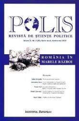Polis vol.6 nr.2 20 serie noua martie-mai 2018. Revista de stiinte politice