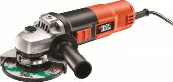 Polizor Unghiular Black Decker 900W 125mm