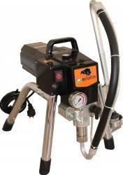 Pompa  airless pentru zugravit vopsit Bisonte PAZ-6318 Aparate de spalat si vopsit cu presiune
