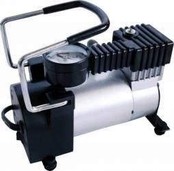 Pompa electrica metalica RoGroup 12V 10 bari Scule auto and Accesorii