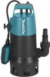 Pompa submersibila apa murdara MAKITA PF1010, 1100 W, 14400 l/h, 10 m Pompe si Motopompe