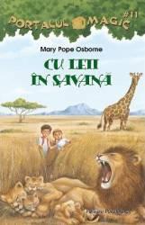 Portalul Magic 11 Cu Leii In Savana - Mary Pope Osborne