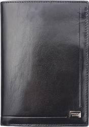 Portofel barbati din piele naturala GPB480-Negru Portofele