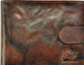 Portofel barbati din piele naturala GPB492-Maro Portofele