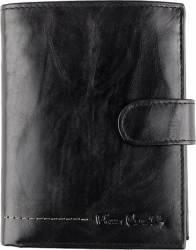 Portofel barbati din piele naturala Pierre Cardin GPB306-Negru Portofele