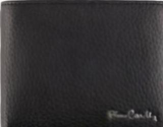 Portofel barbati din piele naturala Pierre Cardin GPB316-Negru Portofele
