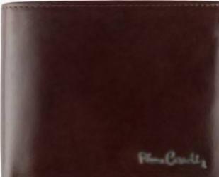 Portofel barbati din piele naturala Pierre Cardin GPB407-Maro Portofele