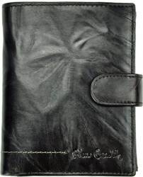 Portofel barbati din piele naturala Pierre Cardin GPB463-Negru Portofele