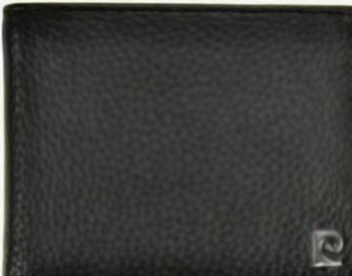 Portofel barbati din piele naturala Pierre Cardin GPB476-Negru Portofele
