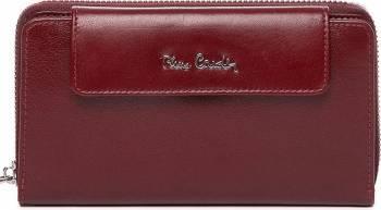 Portofel dama din piele naturala Pierre Cardin GPD109-Visiniu Portofele