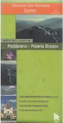 Postavaru - Poiana Brasov - Harta turistica