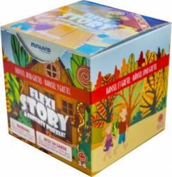 Poveste puzzle Hansel si Gretel - Miniland Puzzle si Lego