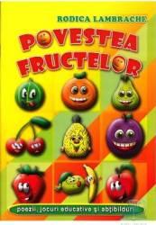 Povestea fructelor - Rodica Lambrache