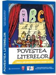 Povestea Literelor - E-Book Si Soft Educational Cls 1 Si 2