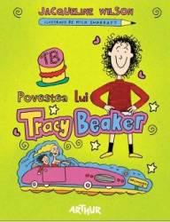 Povestea lui Tracy Beaker - Jacqueline Wilson