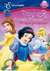 Povesti cu printese Printese prietenoase. Friendly princesses